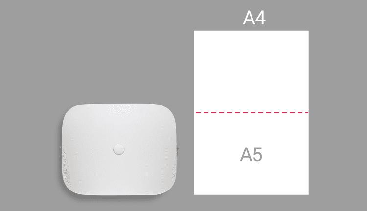 OVO K1 只有 A5 尺寸